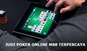 Judi Poker Online M88 Terpercaya